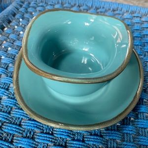 Other - Southern Living at Home Saucer & Cup/Small Bowl